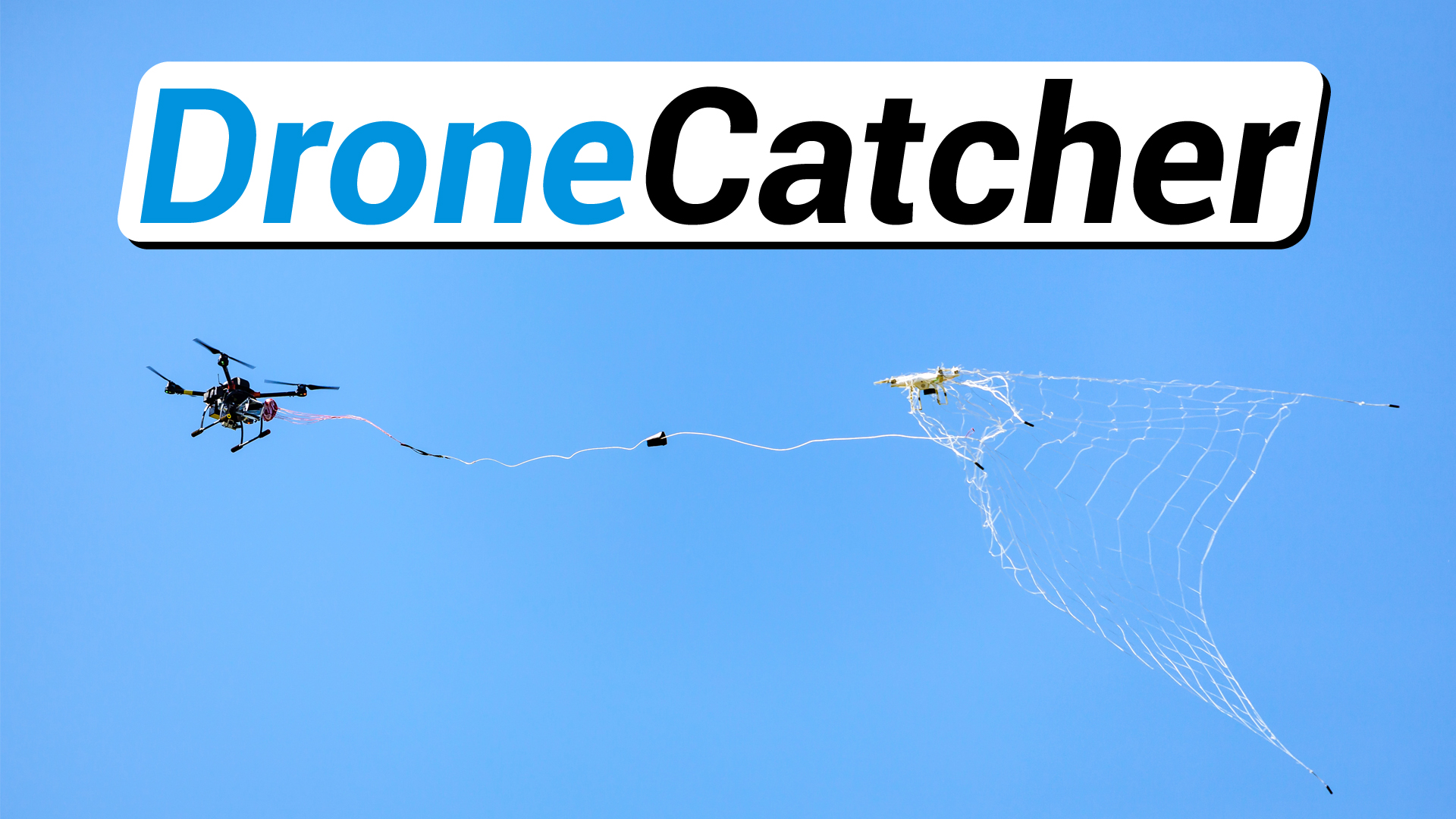 DroneCathcer voor youtube